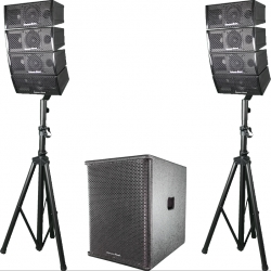 Extreme Sound - LIVE ARRAY...